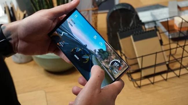 Galaxy Note 20 Ultra. игры