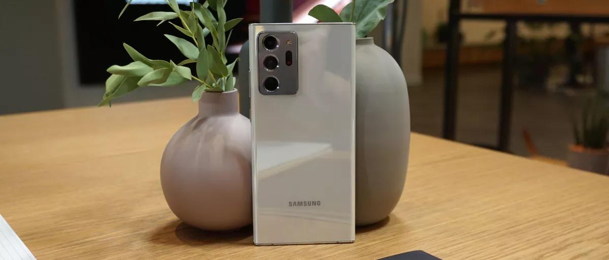 Galaxy Note 20 Ultra. цены