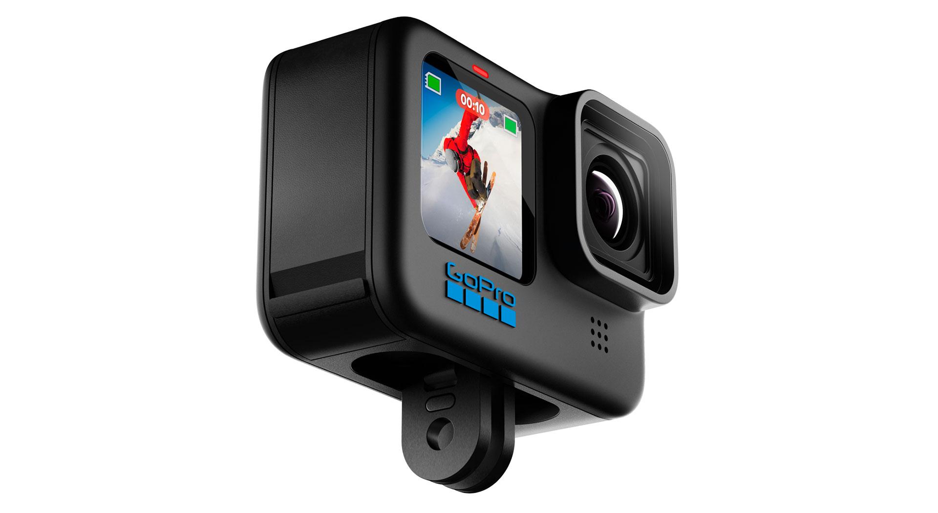 GoPro Hero10 Black обзор характеристик, цен и сравнение с предыдущей версией